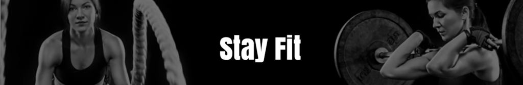 Stay Fit (How to get good grades)