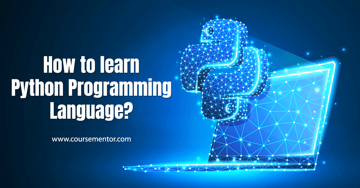 How to learn Python Programming