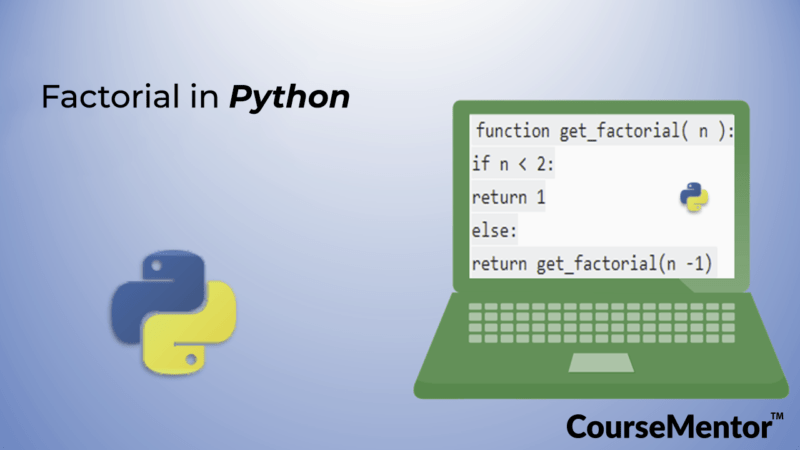 functions-of-factorial-in-python
