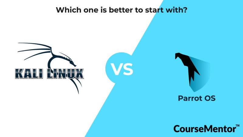 Kali vs Parrot